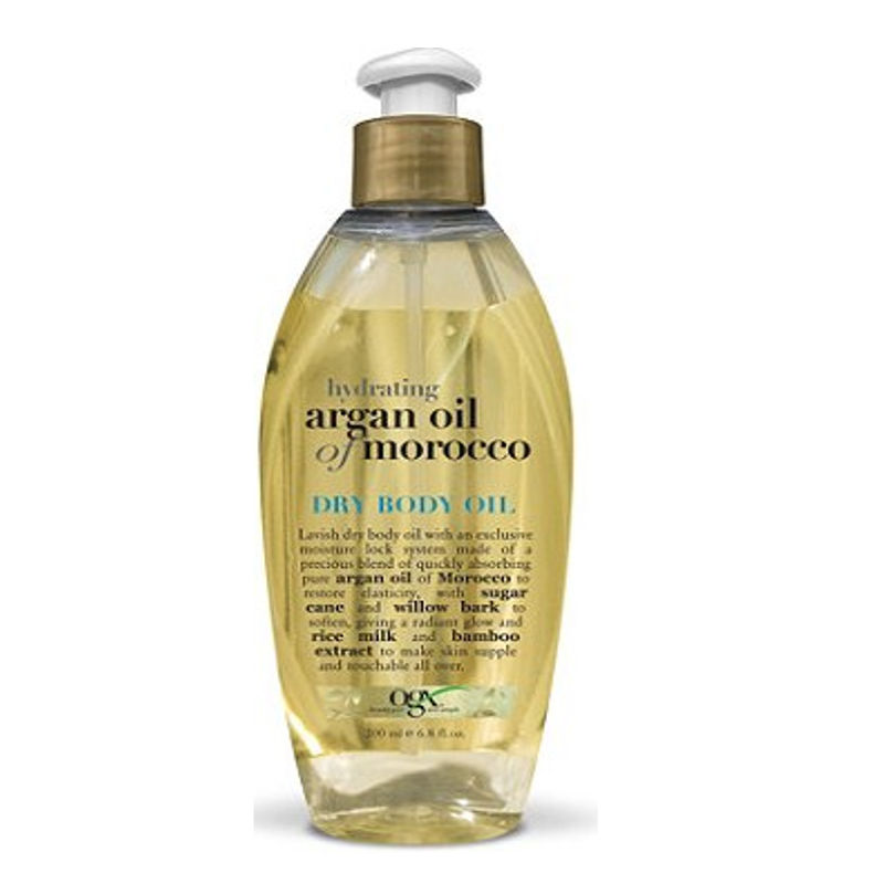OGX Hydrating Moroccan Argan Oil - Dry Body Oil
