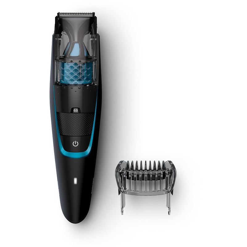 Philips BT7206/15 Vacuum Beard Trimmer Cordless And Corded For Men