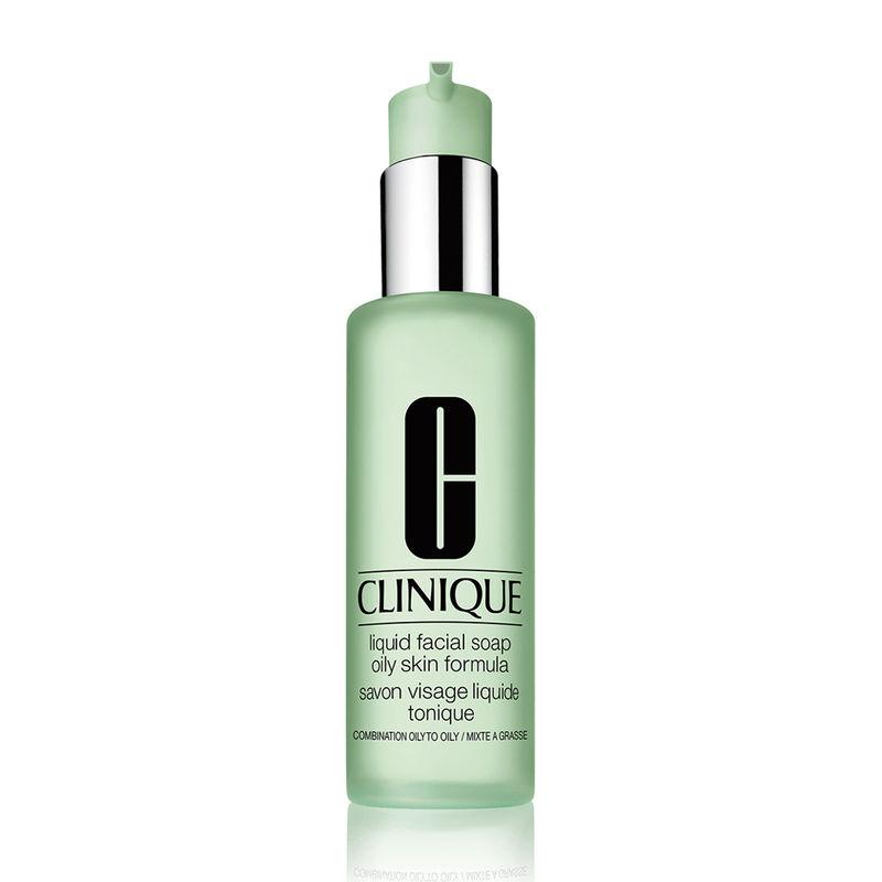 Clinique Liquid Facial Soap Oily Skin - Combination Oily