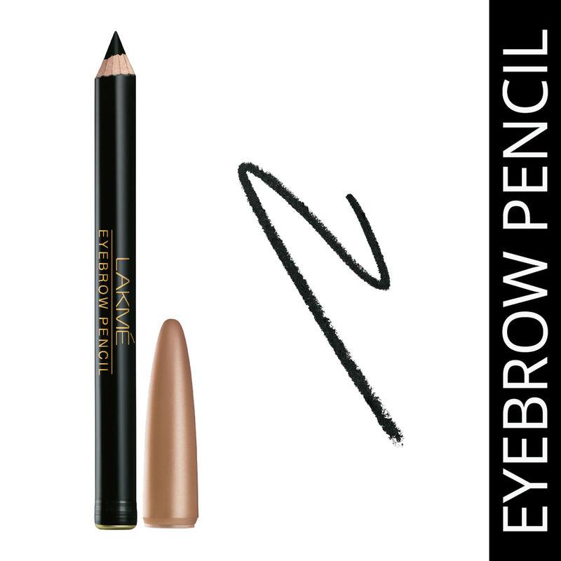 Lakme Eye Brow Enhancers Buy Lakme Black Eyebrow Pencil Online In