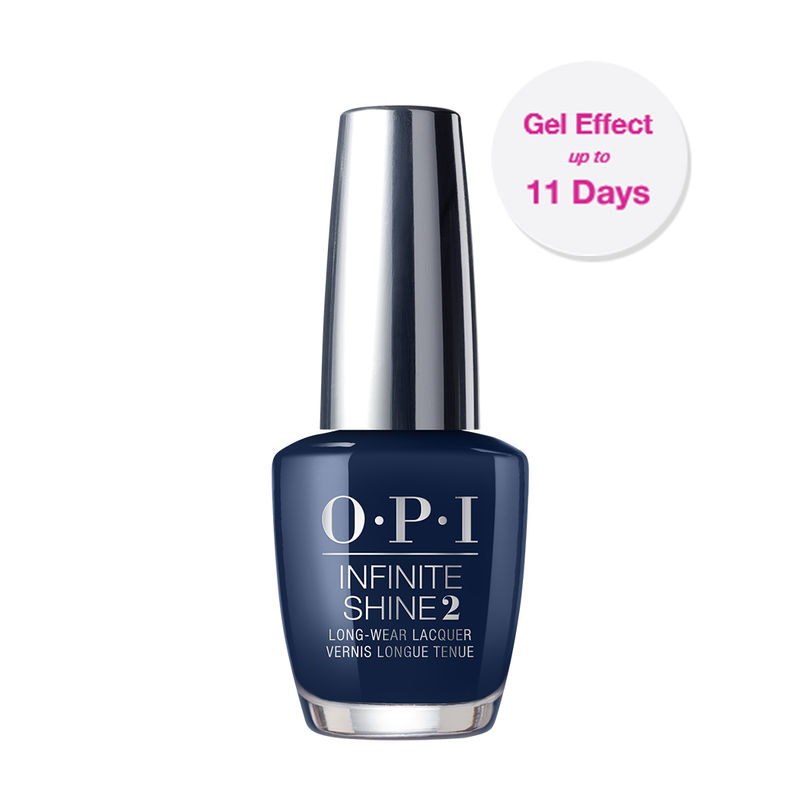 O.P.I Infinite Shine Step 2 Nail Lacquer - Russian Navy