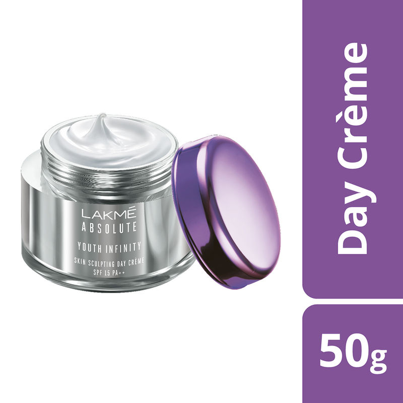 Lakme Youth Infinity Skin Sculpting Day Creme SPF 15 ++