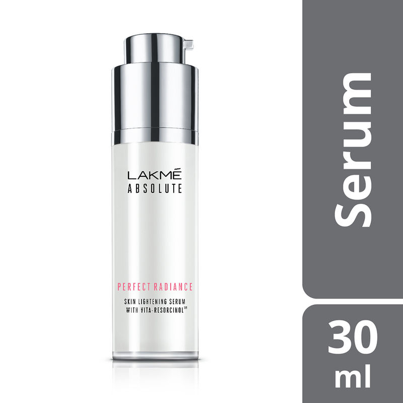 Lakme Absolute Perfect Radiance Skin Lightening Serum With Vita-Resorcinol