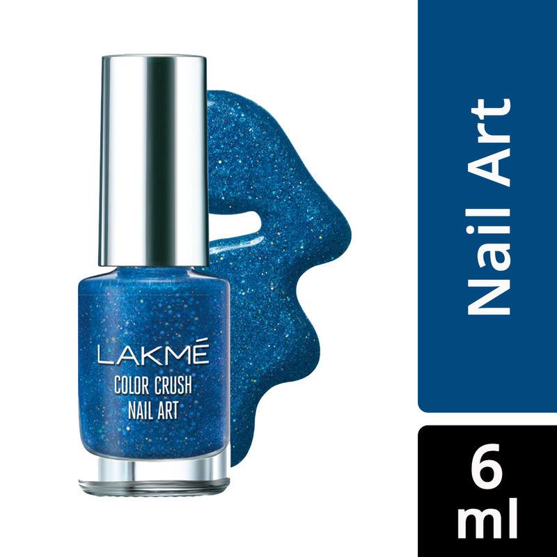 d8d4c9e76e2 Lakme Color Crush Nail Art - S8 at Nykaa.com
