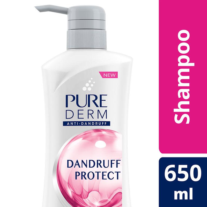 Pure Derm Dandruff Protect Anti - Dandruff Shampoo - 8901030694615