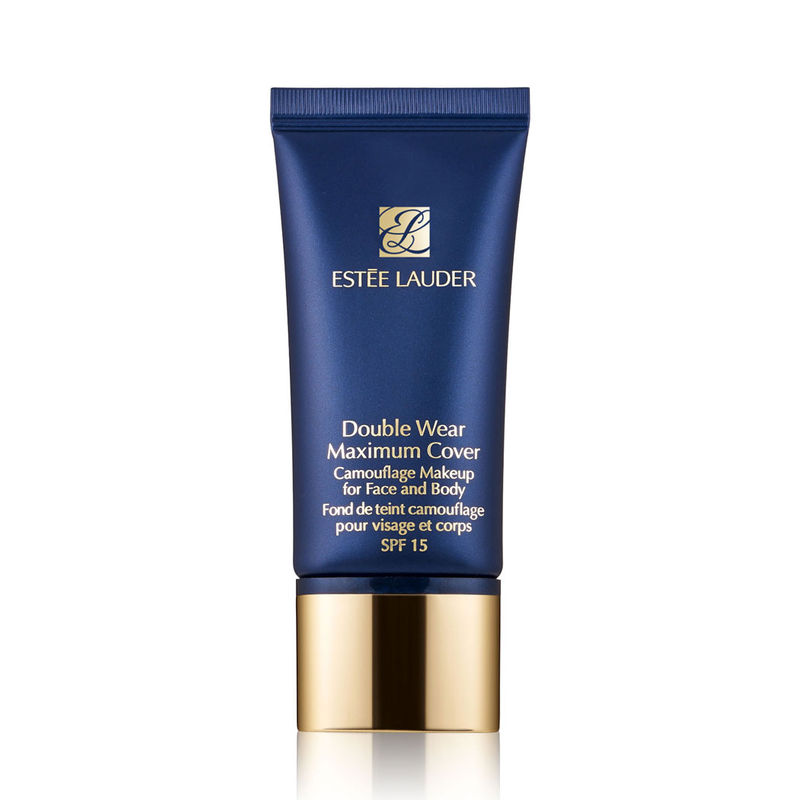 Estee Lauder Double Wear Maximum Cover Camouflage Makeup For Face And Body SPF 15 - Creamy Vanilla