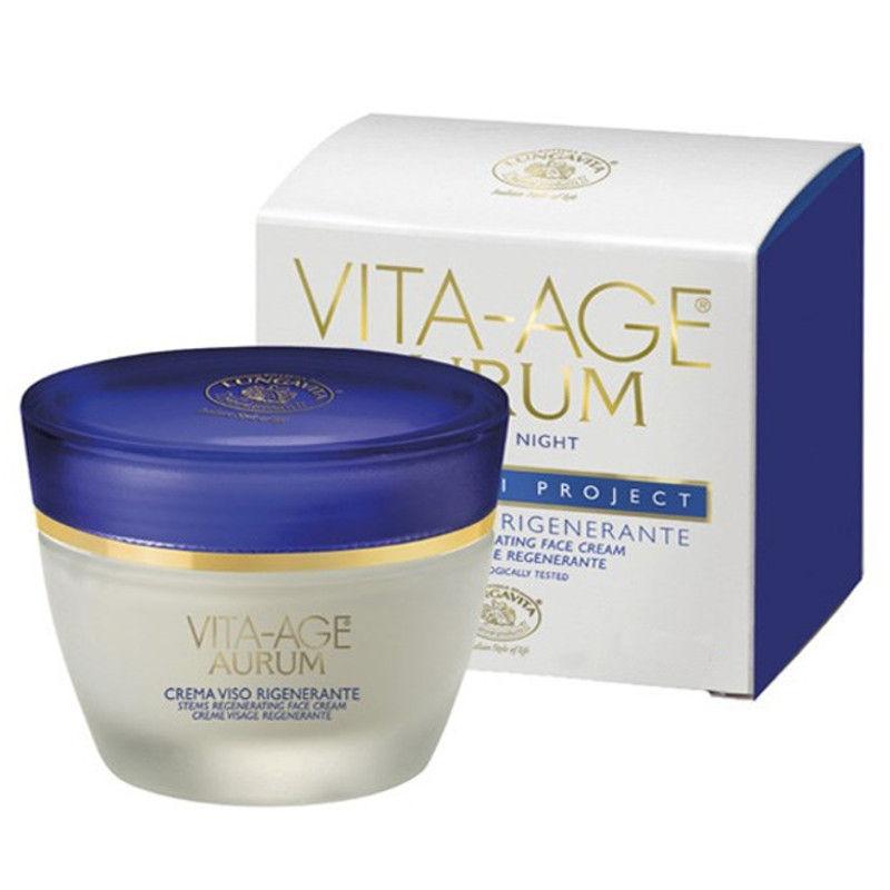Bottega Di Lungavita Age Aurum Stems Regenerating Cream