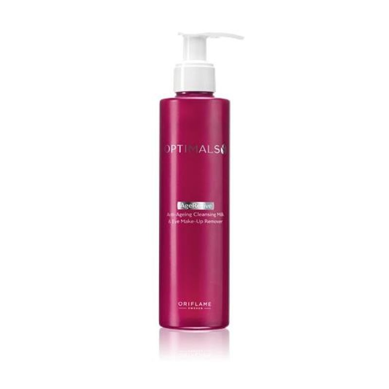 Oriflame Optimals Age Revive Anti-Ageing Cleansing Milk & Eye Make-Up Remover