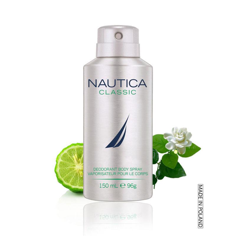 25b67cc62 Nautica Classic Deodorant Body Spray(150ml)
