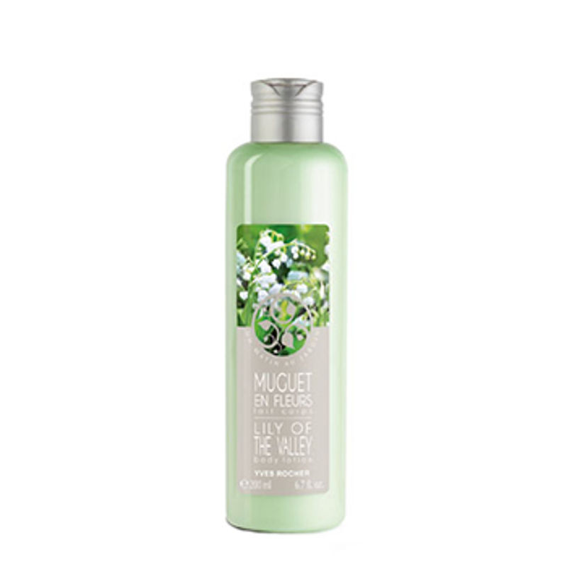 Yves Rocher Lily Of The Valley Body Lotion