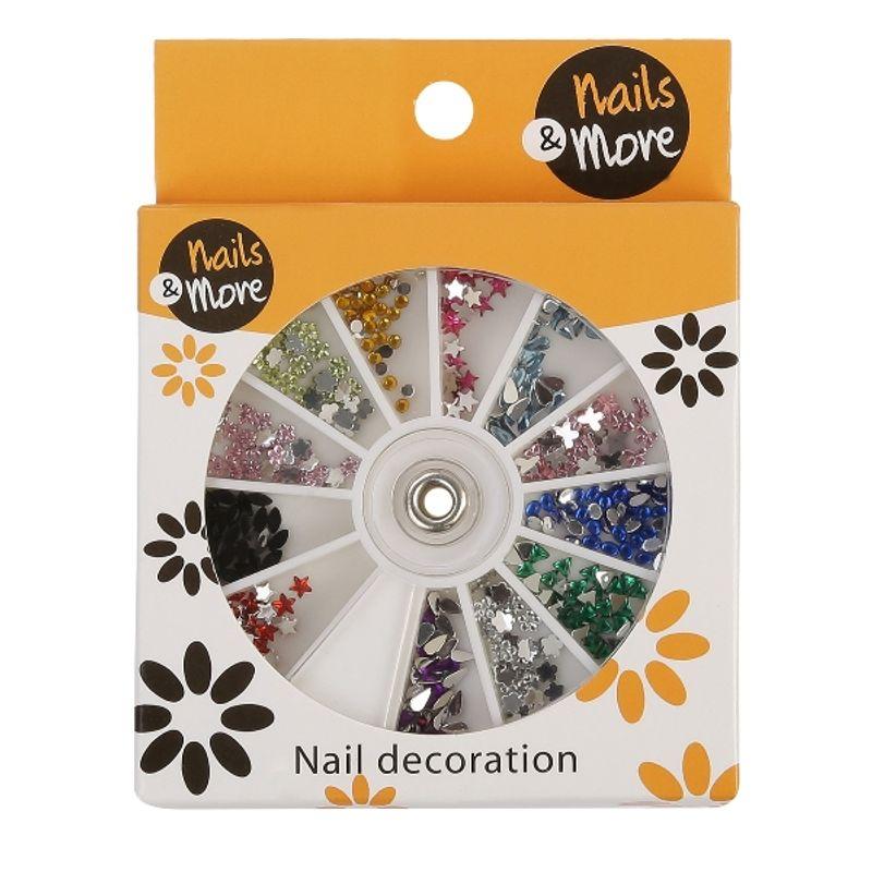 Nails&More Nail Art Kits - Buy Nails&More Nla-20 Nail Art Wheel ...