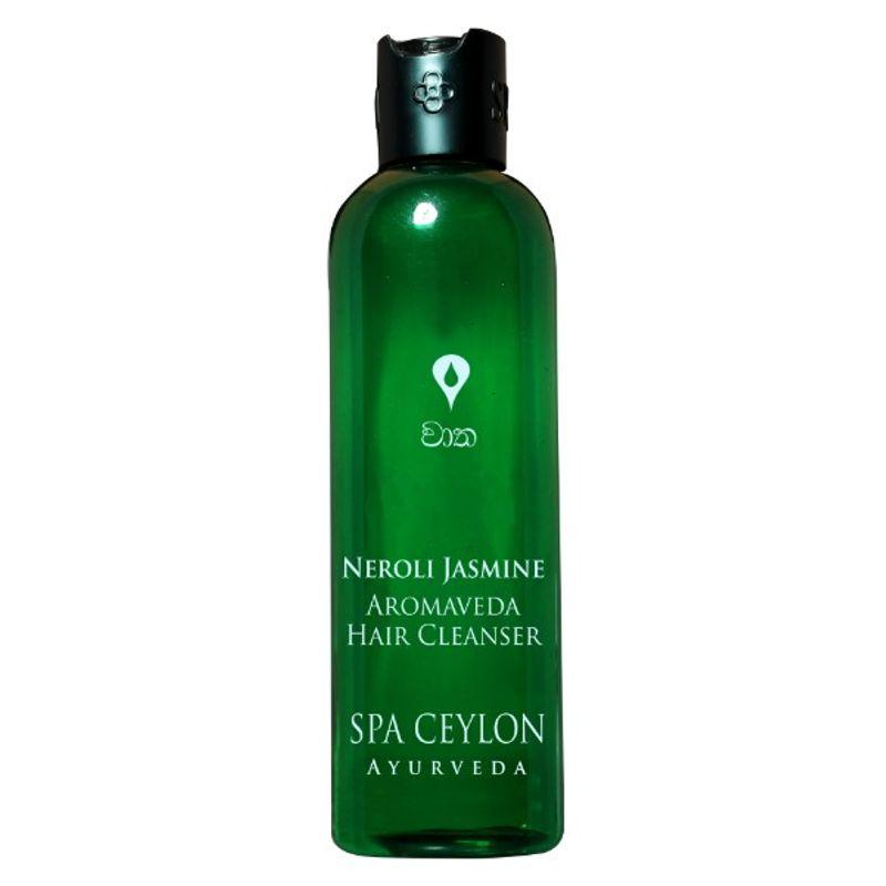 Spa Ceylon Luxury Ayurveda Neroli Jasmine Aromaveda Hair Cleanser