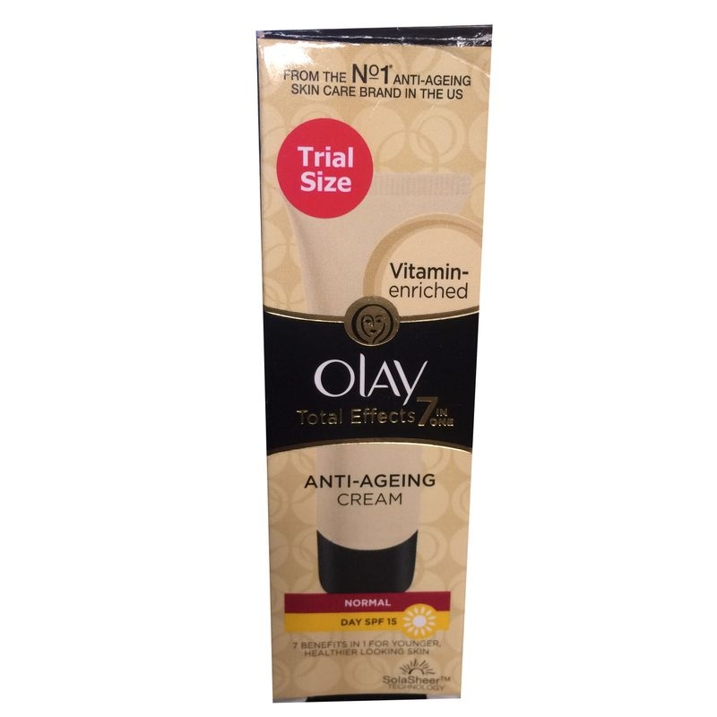 Olay Total Effects 7 In One Anti-Ageing Day Cream Normal SPF 15 - 4902430667944