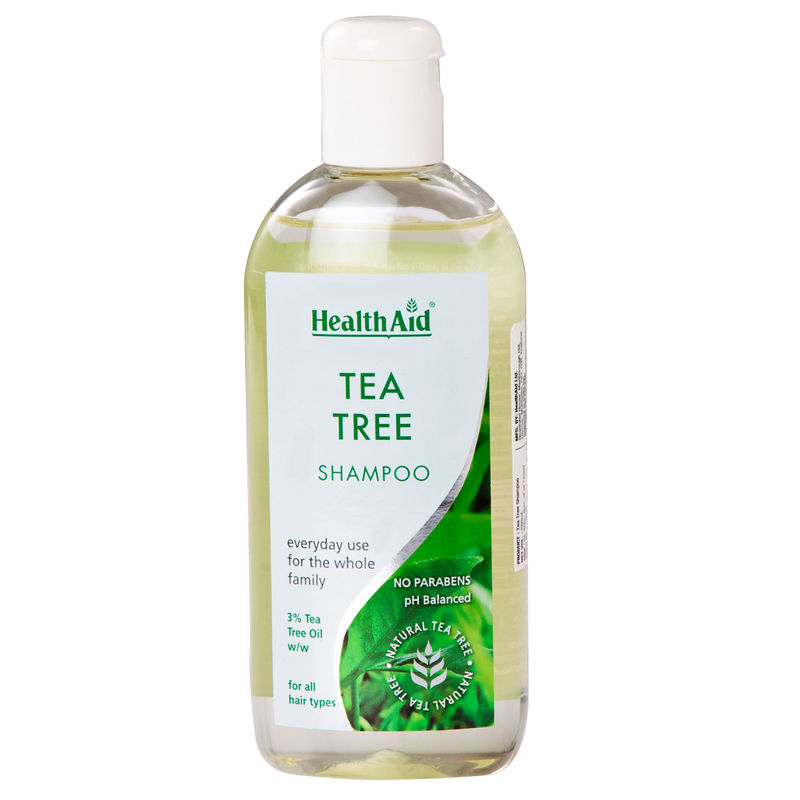 HealthAid Tea Tree Shampoo