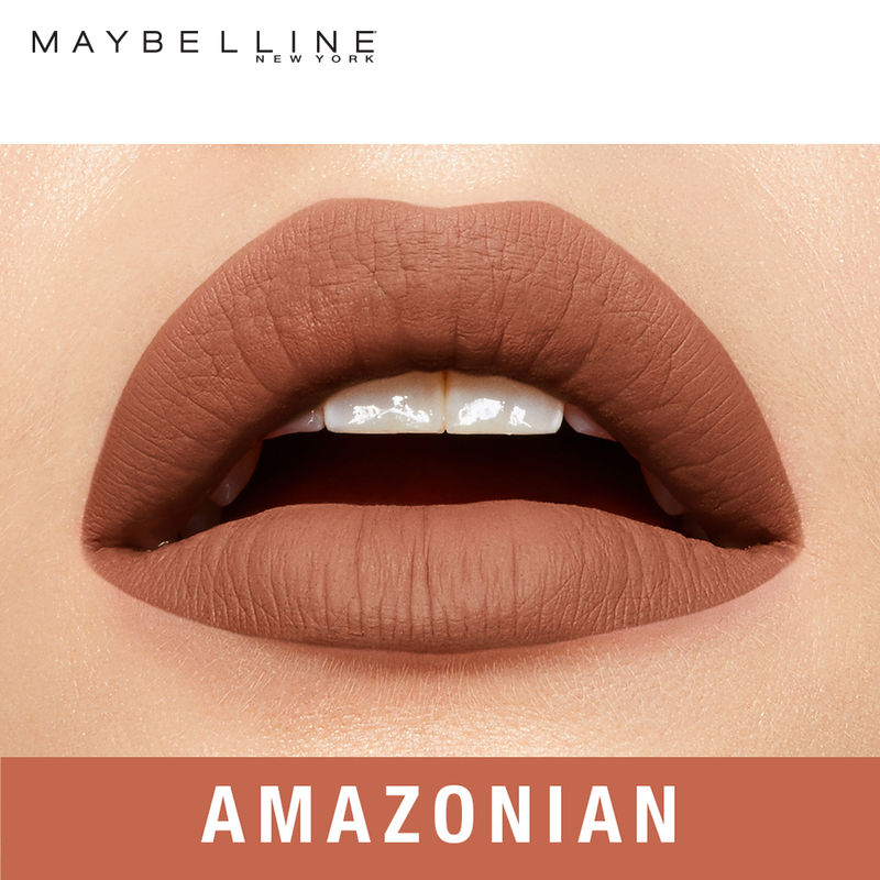 Maybelline New York Super Stay Matte Ink Liquid Lipstick At Nykaacom