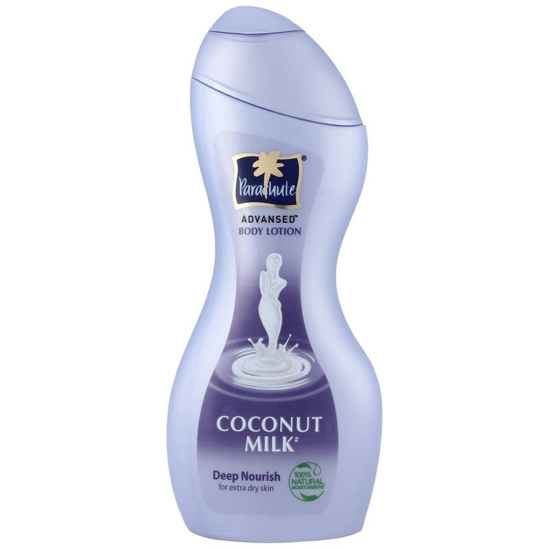 Parachute Advansed Coconut Milk Deep Nourish Body Lotion