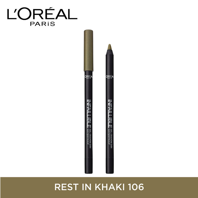 loreal paris eyeliner buy l oreal paris infallible gel crayon