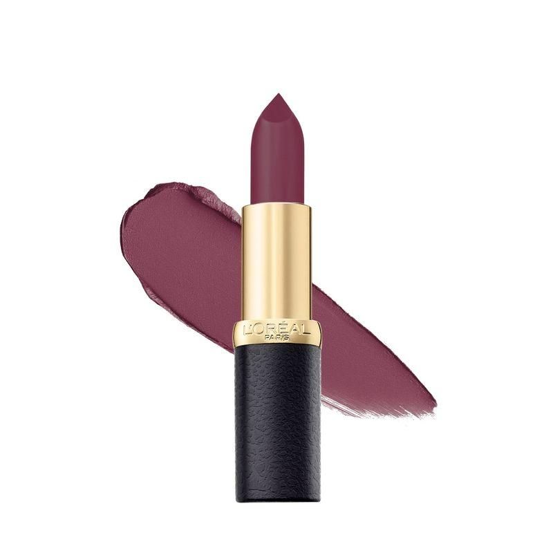 L'Oreal Paris Color Riche Moist Matte Lipstick - 274 Mauve Petal