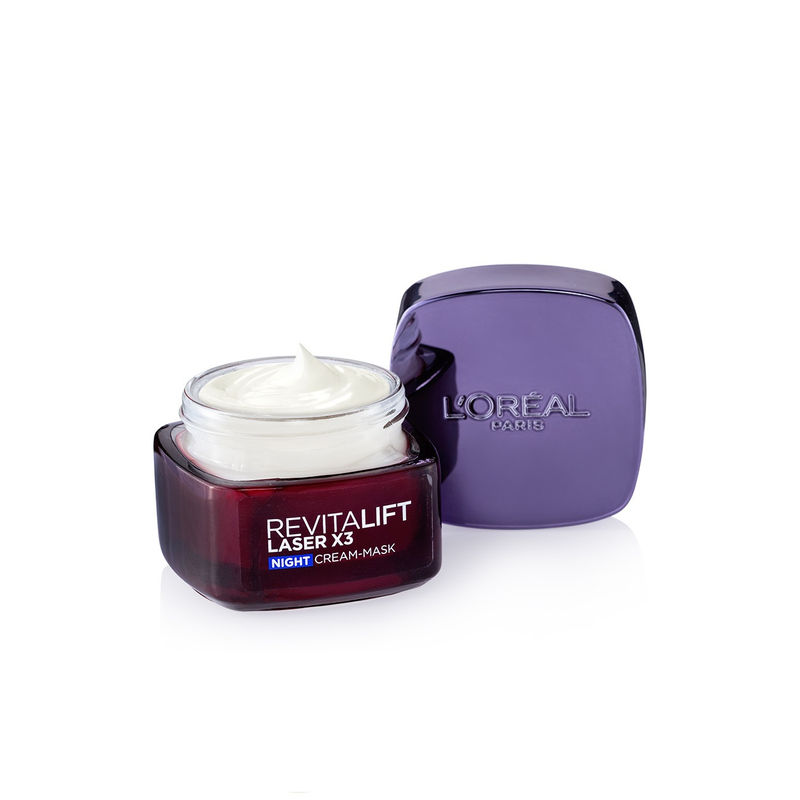 L'Oreal Night Cream - Buy L'Oreal Paris Night Cream Online in India | Nykaa