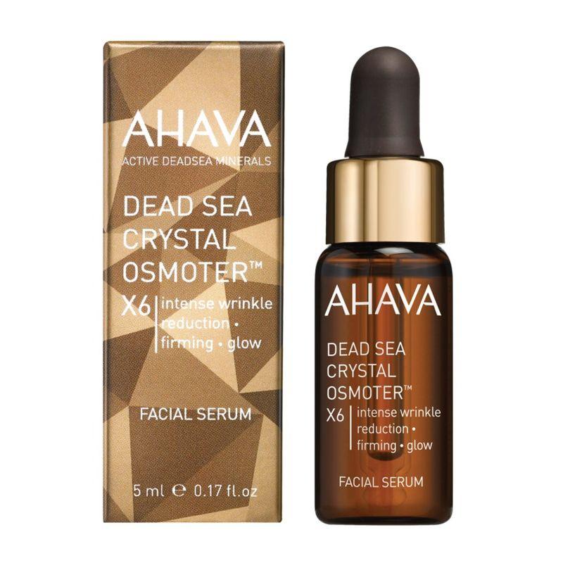 AHAVA Dead Sea Crystal Osmoter X6 Facial Serum