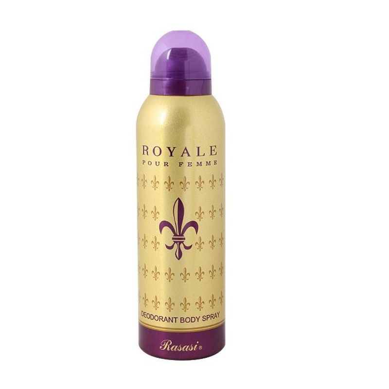Rasasi Body Spray For Women Royale