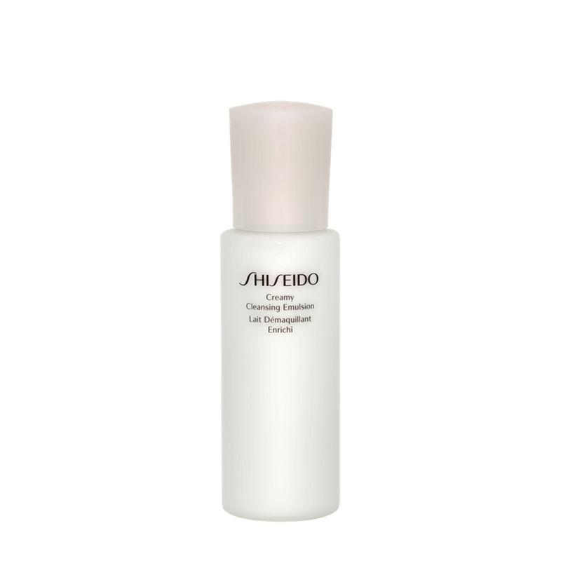 Shiseido Creamy Cleansing Emulsion - For All Skin Types