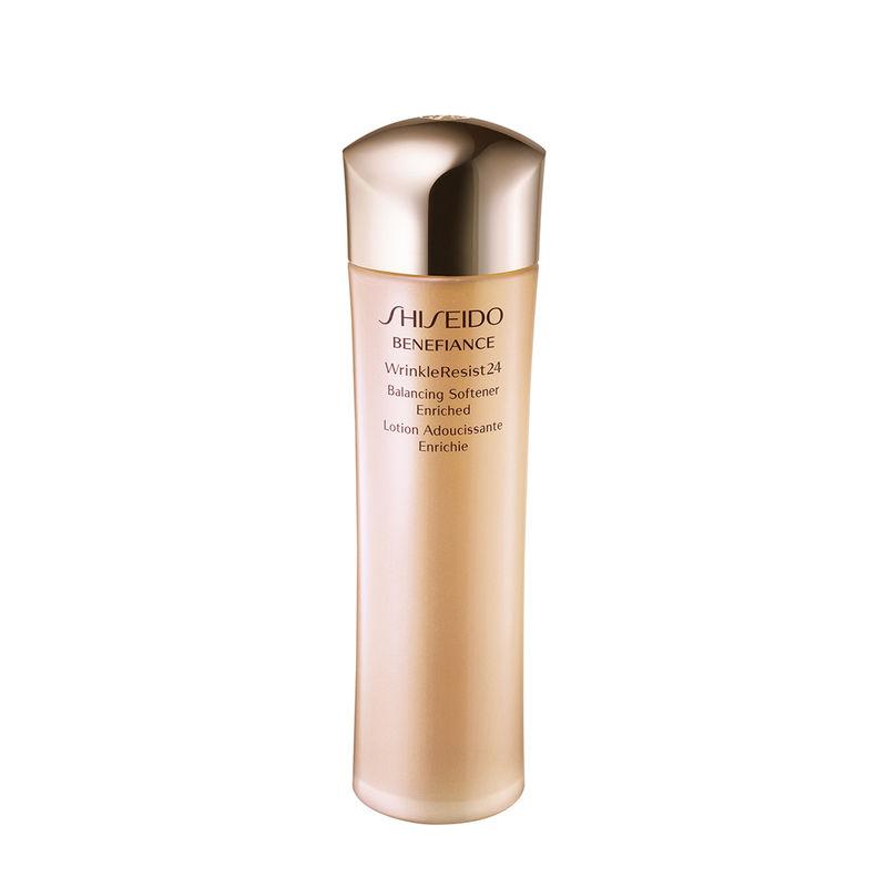 Shiseido Benefiance Wrinkleresist24 Balancing Softener Enriched - For Normal To Dry Skin