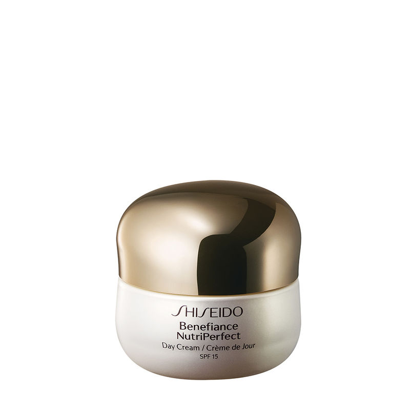Shiseido Benefiance Nutriperfect Day Cream SPF 15 - For All Skin Types