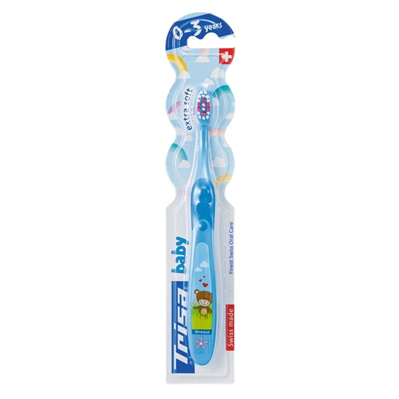 Trisa Baby Toothbrush (0-3 Yrs)