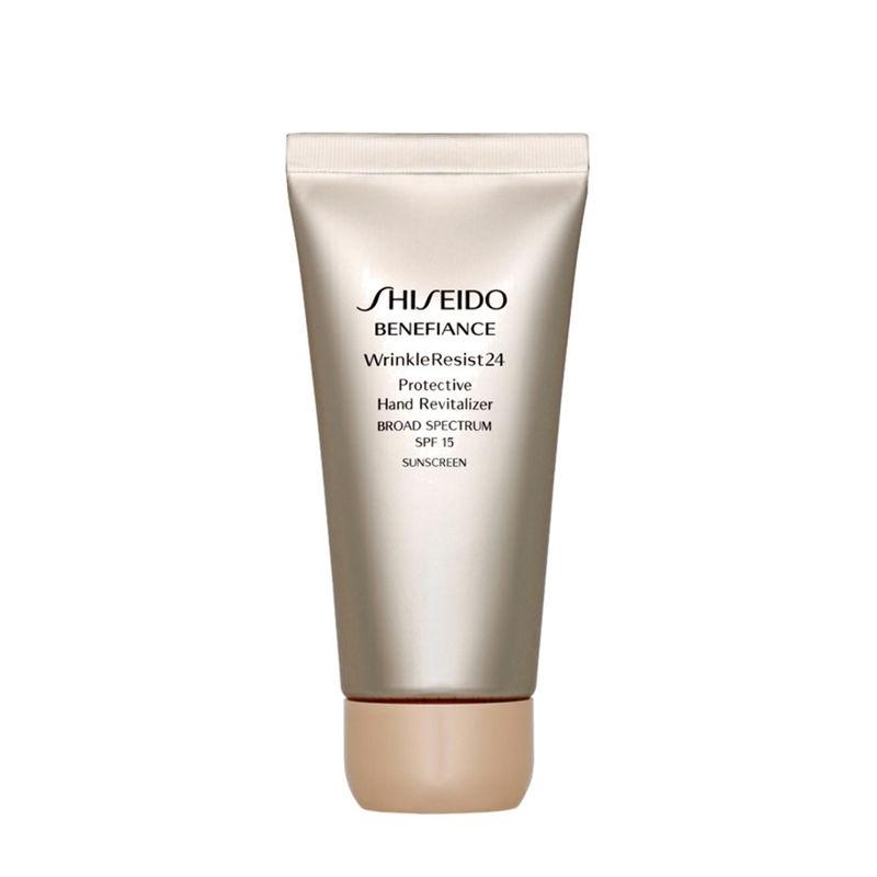 Shiseido Benefiance Wrinkleresist24 Protective Hand Revitalizer - For All Skin Types SPF 15