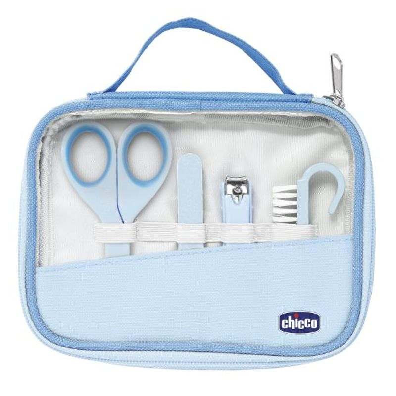 Chicco Boy Nail Care Set - Blue