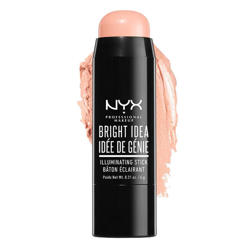 NYX Professional Makeup Bright Idea Illuminating Stick - Pearl Pink Lace