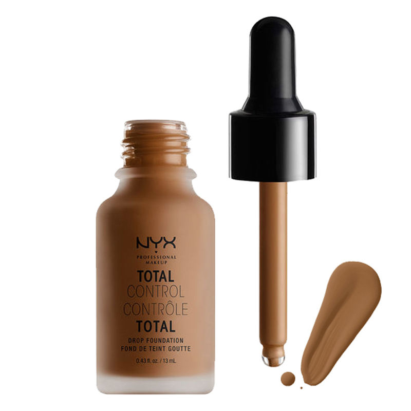 NYX Professional Makeup Total Control Drop Foundation - 19 Mocha