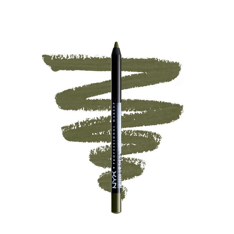 NYX Professional Makeup Faux Blacks Eyeliner - Black Olive/Olive Noir