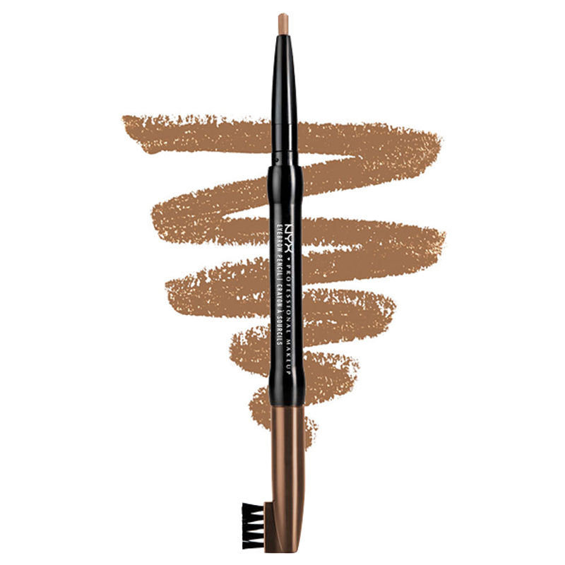 NYX Professional Makeup Auto Eyebrow Pencil - Light Brown