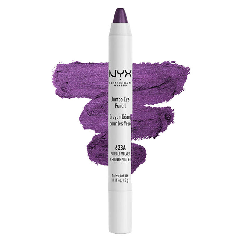 NYX Professional Makeup Jumbo Eye Pencil - Purple Velvet