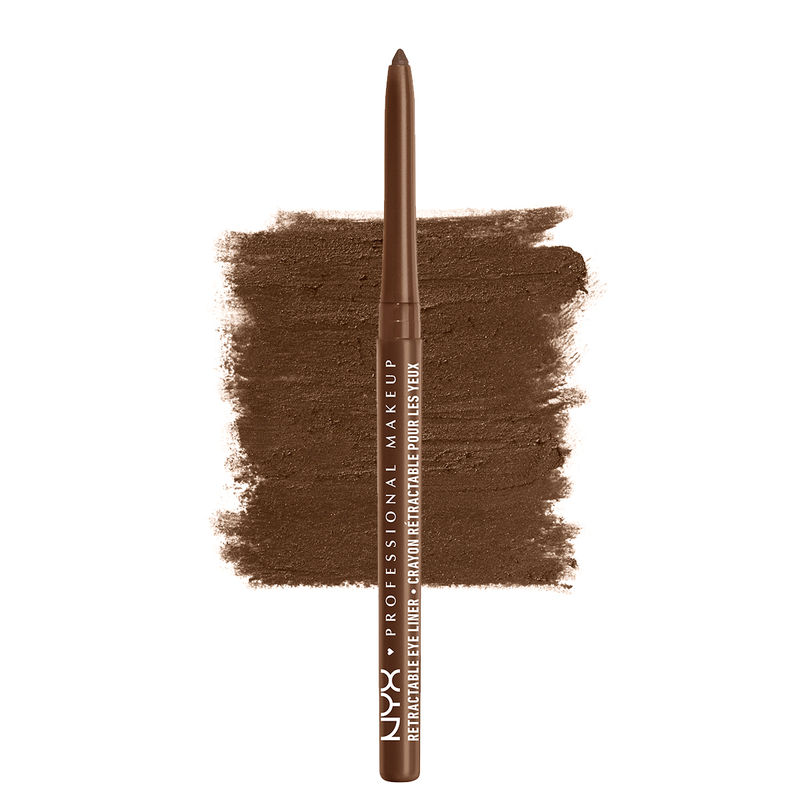 NYX Professional Makeup Retractable Eye Liner - Bronze