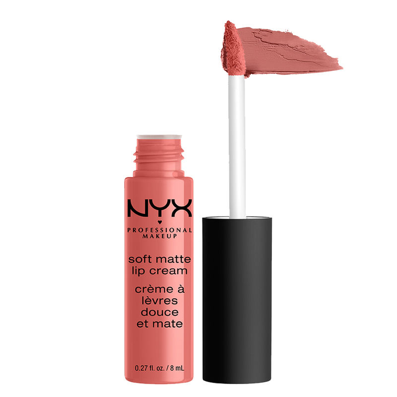 NYX Professional Makeup Soft Matte Lip Cream - Cyprus