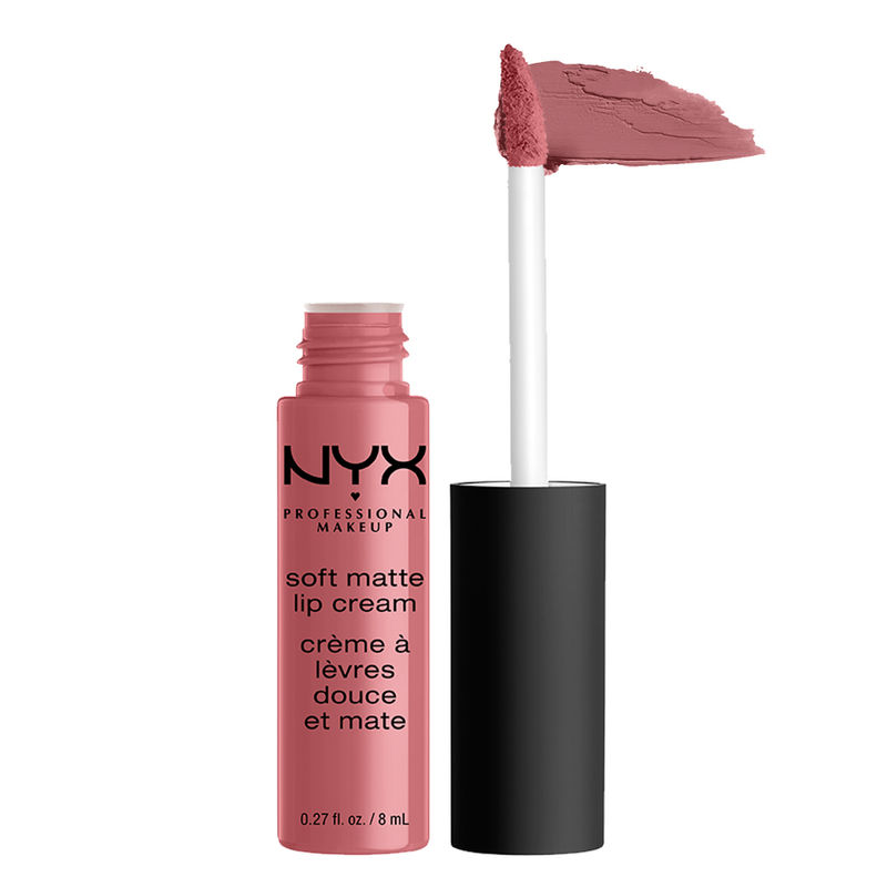 NYX Professional Makeup Soft Matte Lip Cream - Beijing