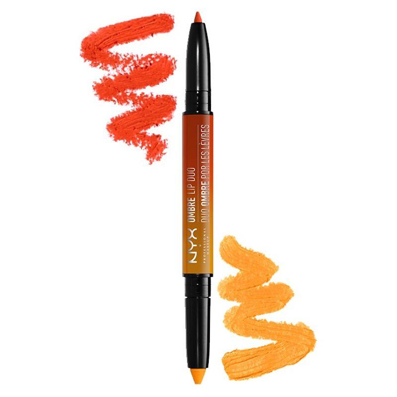 NYX Professional Makeup Ombre Lip Duo - Peaches & Cream