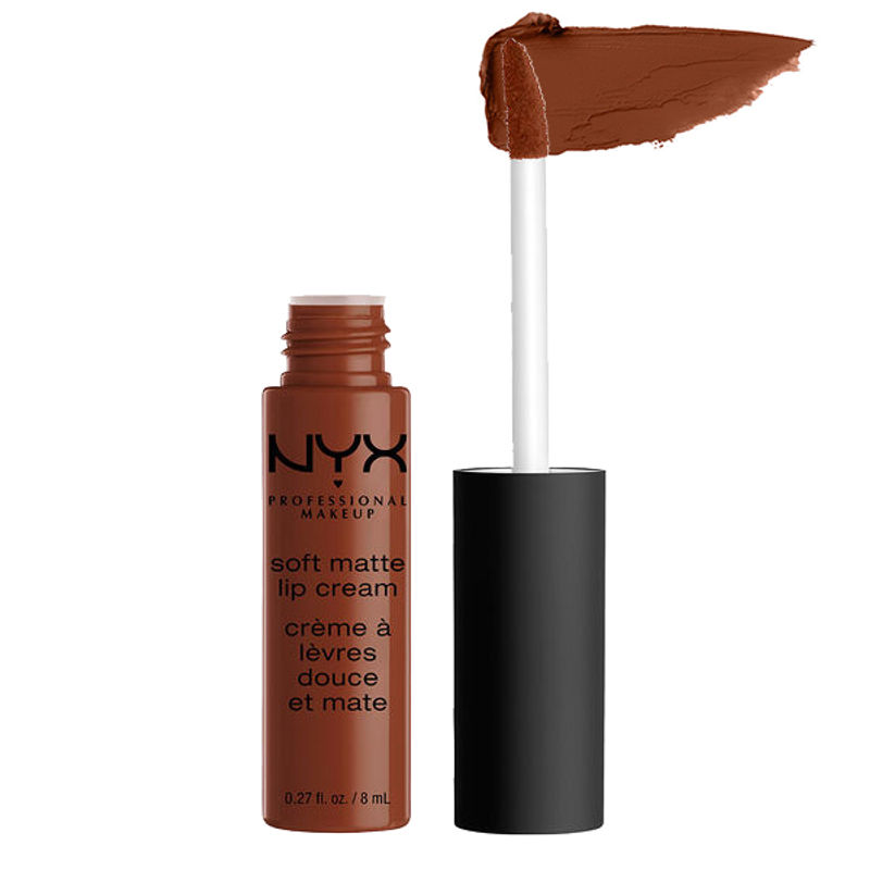 NYX Professional Makeup Soft Matte Lip Cream - Berlin