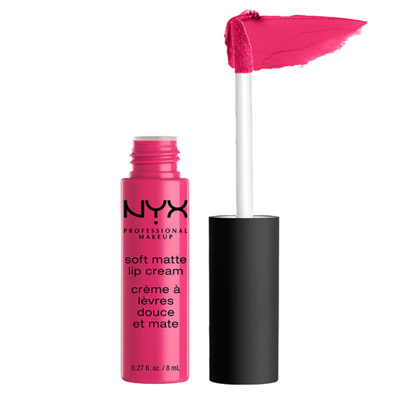 NYX Professional Makeup Soft Matte Lip Cream - Paris