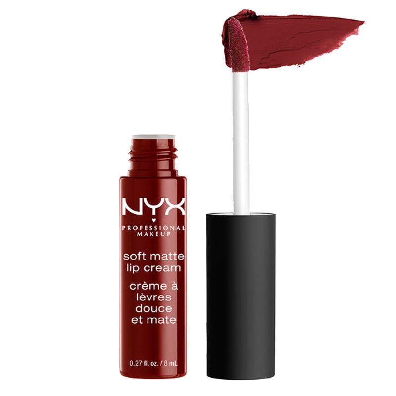 NYX Professional Makeup Soft Matte Lip Cream - Madrid