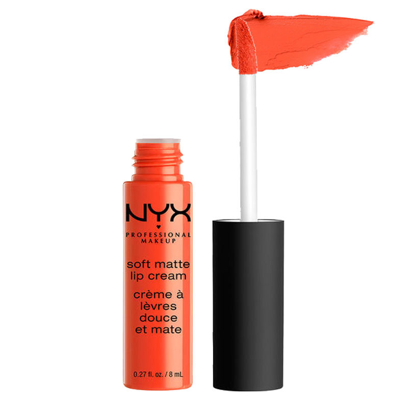NYX Professional Makeup Soft Matte Lip Cream - San Juan