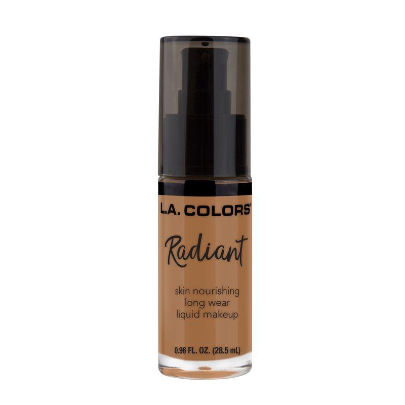 L.A. Colors Radiant Liquid Makeup Foundation