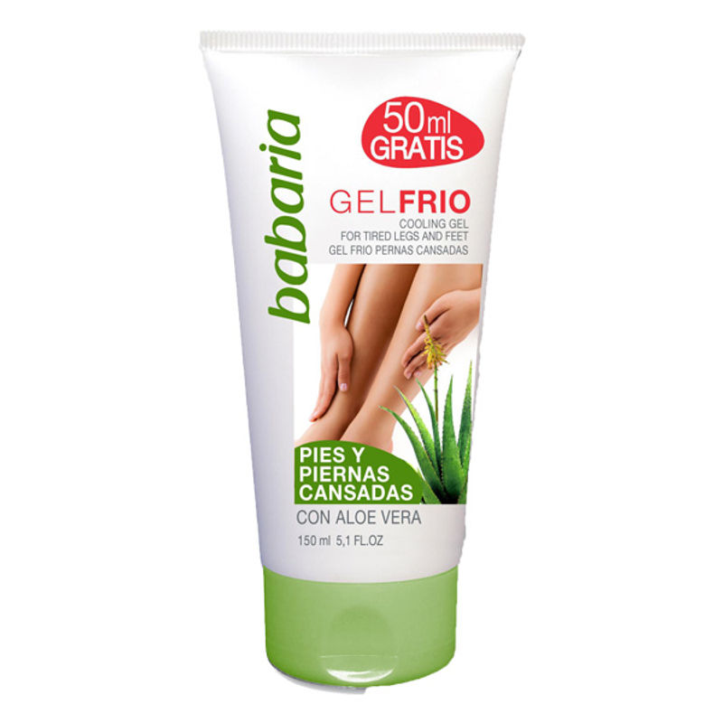 Babaria Cooling Gel For Tired Legs And Feet