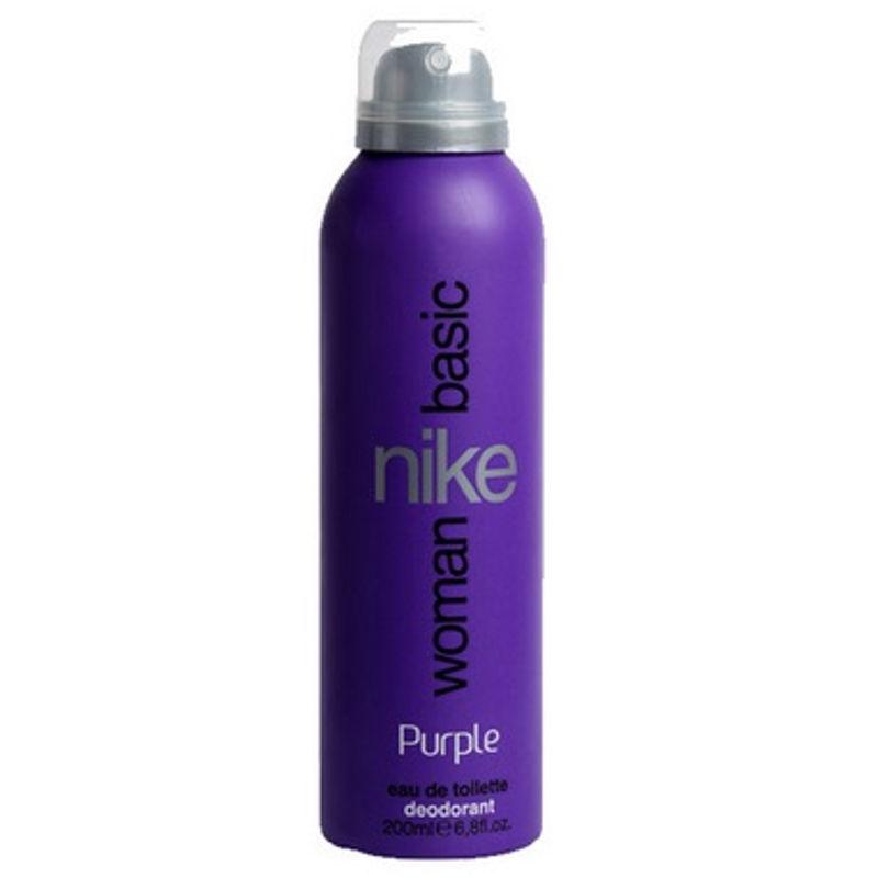 Nike Woman Basic Purple Deo Spray