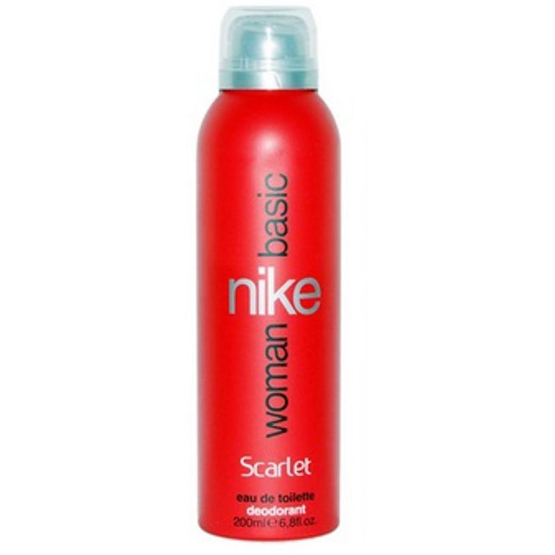 Nike Woman Basic Scarlet Deo Spray