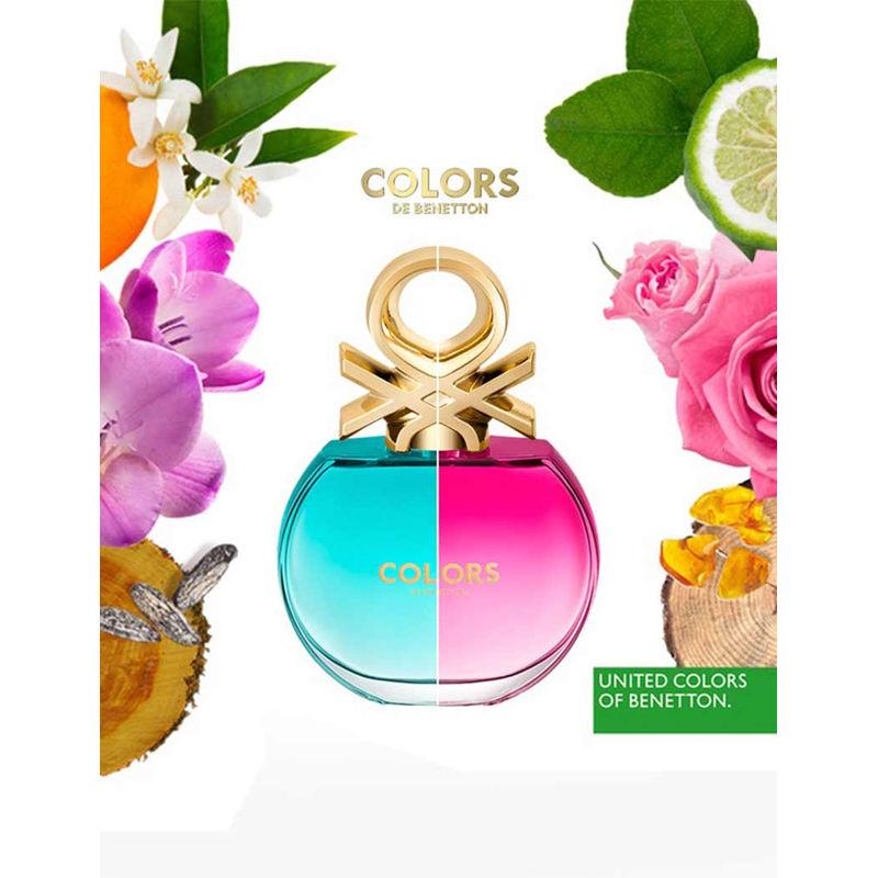 10b9c59e2f Buy United Colors of Benetton Colors De Benetton Pink Eau de Toilette at  Nykaa.com