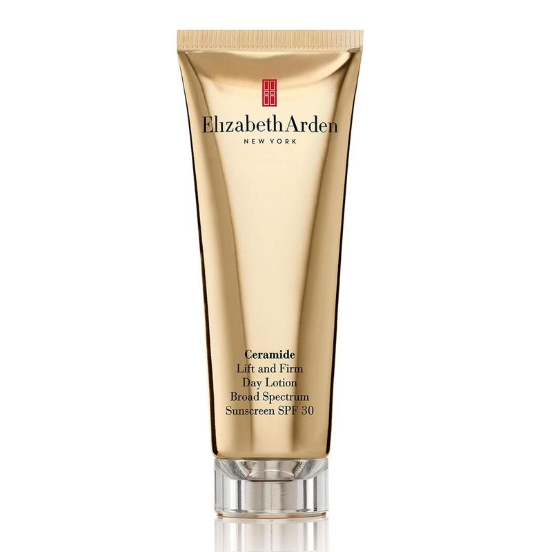 Elizabeth Arden Ceramide Plump Perfect Ultra Lift And Firm Moisturising Lotion SPF 30 - For All Skin Types